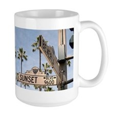Sunset Blvd 9600 Mug