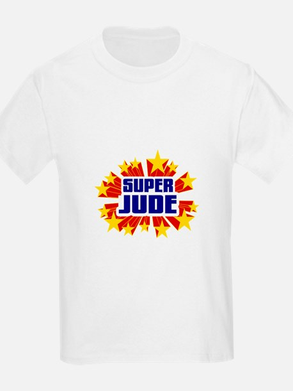 Jude the Super Hero T-Shirt