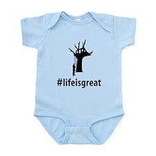 Tree House Infant Bodysuit