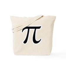 Pi Day Symbol Tote Bag