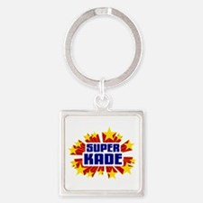 Kade the Super Hero Keychains