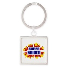 Kaiden the Super Hero Keychains
