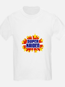 Kaiden the Super Hero T-Shirt
