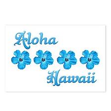 Aloha Hawaii Postcards (Package of 8)