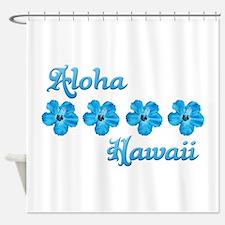 Aloha Hawaii Shower Curtain
