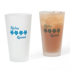 Aloha Hawaii Drinking Glass