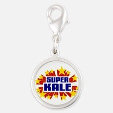 Kale the Super Hero Charms