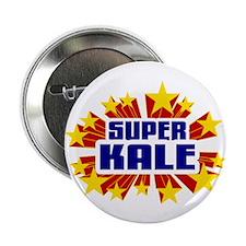 "Kale the Super Hero 2.25"" Button"