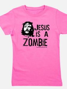 Jesus is a Zombie Girl's Tee