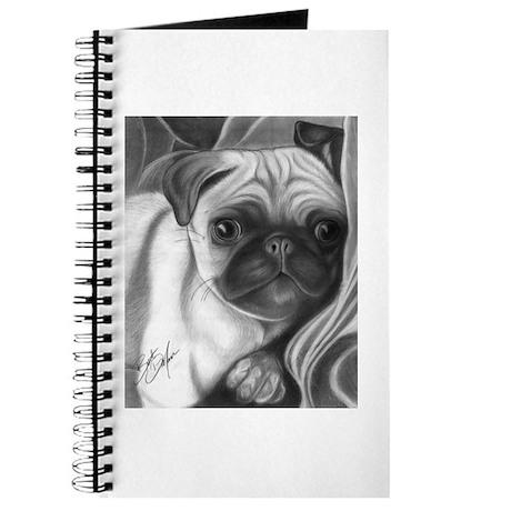 pug puppy Journal