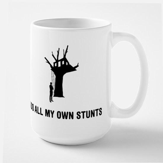 Tree House Large Mug