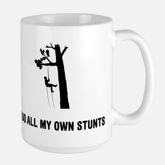 Tree Climbing Large Mug
