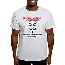 V Mask T-Shirt
