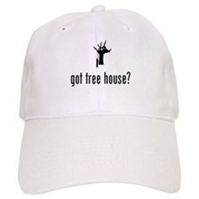 Tree House Baseball Cap