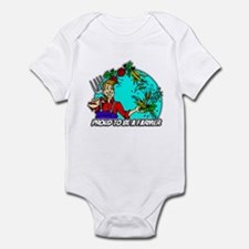 Proud Farmer Infant Bodysuit