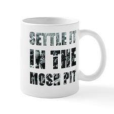 Settle It In The Pit Mug