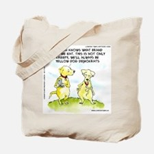 Yellow Dog Democrats The NSA Tote Bag