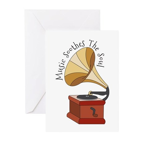 Soothes The Soul Greeting Cards (Pk of 10)