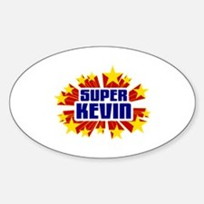 Kevin the Super Hero Decal