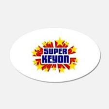 Keyon the Super Hero Wall Decal