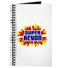 Keyon the Super Hero Journal