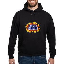 Kian the Super Hero Hoodie