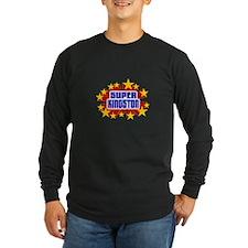 Kingston the Super Hero Long Sleeve T-Shirt