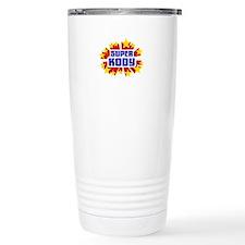 Kody the Super Hero Travel Mug