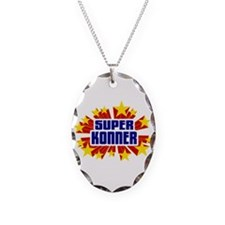 Konner the Super Hero Necklace
