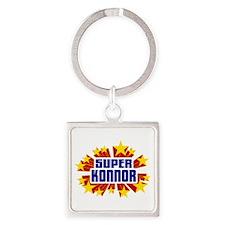 Konnor the Super Hero Keychains