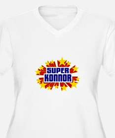 Konnor the Super Hero Plus Size T-Shirt