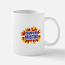 Kristian the Super Hero Mug