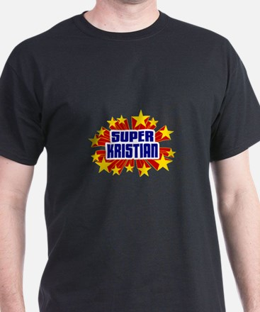 Kristian the Super Hero T-Shirt