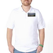 El Porto Beach Scene T-Shirt