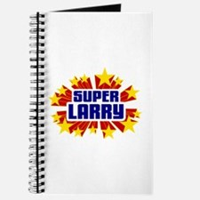 Larry the Super Hero Journal