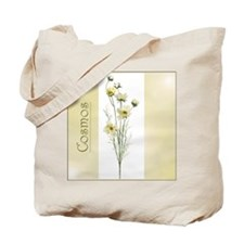 Yellow Cosmos Tote Bag