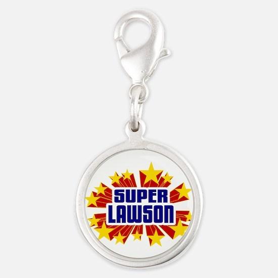 Lawson the Super Hero Charms