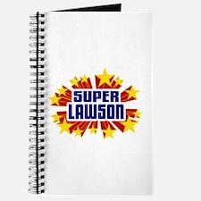 Lawson the Super Hero Journal