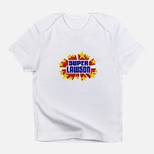 Lawson the Super Hero Infant T-Shirt