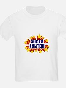 Layton the Super Hero T-Shirt