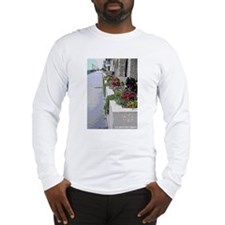 Manhattan Beach Strand Long Sleeve T-Shirt