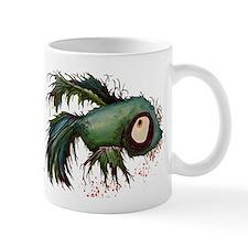 zombiefied betta fish Mug