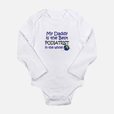 Best Podiatrist In The World (Daddy) Body Suit