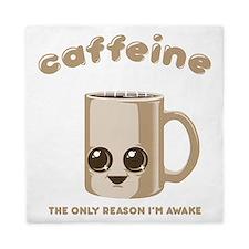 Chibi Caffeine Queen Duvet