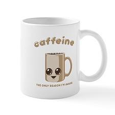 Chibi Caffeine Small Mug