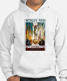 Vintage Chicago Worlds Fair B Hoodie