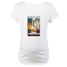 Vintage Chicago Worlds Fair B Shirt