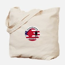 5th Infantry Division Veteran Tote Bag