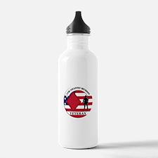 5th Infantry Division Veteran Water Bottle