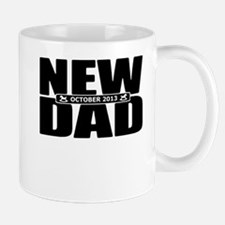 October 2013 New Dad Mug
